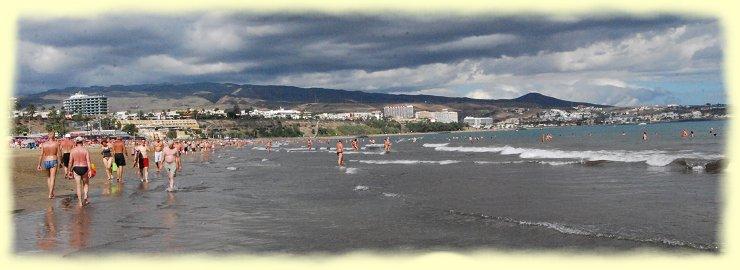 Playa Del Ingles Fkk Strand Ifa Dunamar Hotel