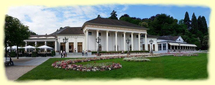 Kurhaus Baden Baden Parken