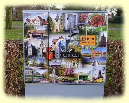 Blickfang - Collage Herringen